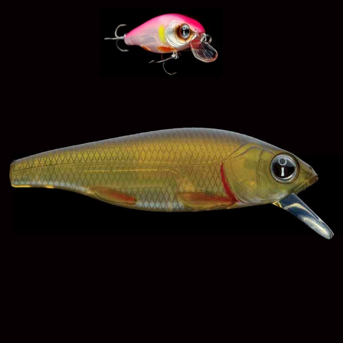 воблер minnow 65mm